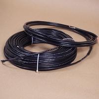 Topný okruh s ochranným opletením a UV ochranou - 160 W / 8,3 m