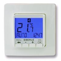 Programovatelný univerzální  termostat - snímá teplotu prostoru i podlahy