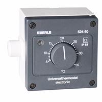 Prostorový termostat, rozsah -15...15 °C