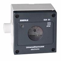 Prostorový termostat, skryté ovládání, rozsah 5...35 °C
