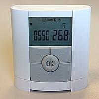 Set bezdrátového pokojového termostatu V22 a silové spínací jednotky V23