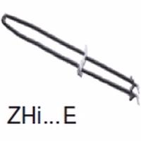Topná tyč ZHi 050 E (0,5kW)