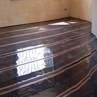 Folie pro podlahové vytápění v NED, šířka 1,0m - 40 W/m2