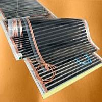 Folie pro podlahové vytápění, šířka 1,0m - 80 W/m2