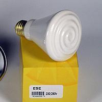 Keramická topná žárovka 100 W