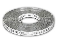 Hliníkový fixační pásek k uchycení topných kabelů - balení 10m