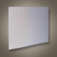 Panel 400 W (bílý), stropní i nástěnná instalace (30 ks/pal)