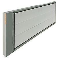Panel 2400 W pro nebytové prostory, antikorozní úprava