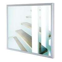 Skleněný panel 300 W (zrcadlo), stropní i nástěnná instalace (30 ks/pal)