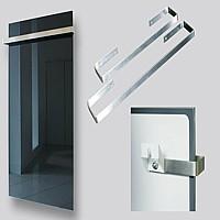 Držák ručníků pro panely GR 900 (šířka skla 800 mm)