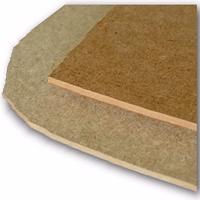 Speciální krycí deska pro instalaci folie ECOFILM pod koberec a PVC