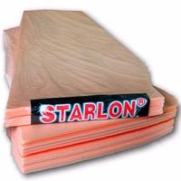 Izolace pod plovoucí podlahy s topnou folií Ecofilm - tloušťka 3 mm