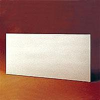 Sálavý panel - 32 x 125 cm,  330 W,  bílý